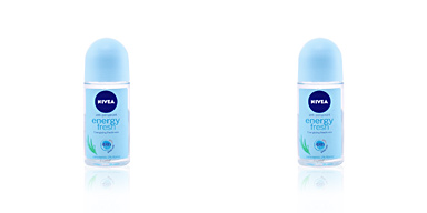 Desodorante ENERGY FRESH 48H anti-perspirant roll-on Nivea