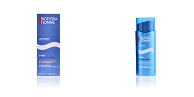 Biotherm HOMME T-PUR anti-oil & shine gel hydratant matifiant 50 ml