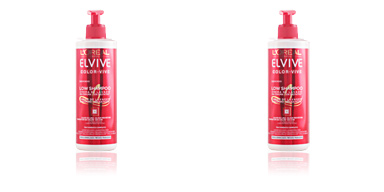Elvive COLOR-VIVE LOW champú cabellos teñidos 400 ml