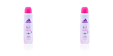 Deodorant WOMAN COOL & CARE 6 in 1 anti-perspirant Adidas