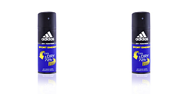 Desodorante COOL & DRY SPORT ENERGY anti-perspirant spray Adidas