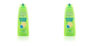 Shampoings FRUCTIS FUERZA & BRILLO champú Garnier
