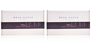 Acca Kappa 1869 THE QUALITY OF TRADITION SET 3 pz