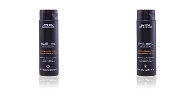 Shampoings INVATI MEN nourishing exfoliating shampoo Aveda