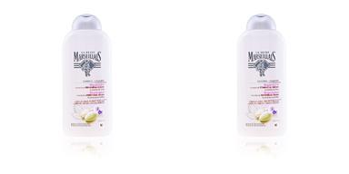 Shampoo lucidante LECHE DE ALMENDRAS DULCES champú cabello largo Le Petit Marseillais