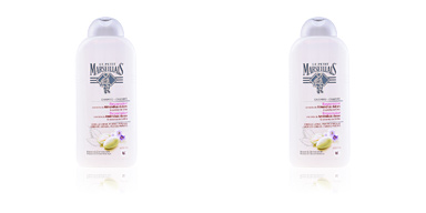 Shampoo für glänzendes Haar LECHE DE ALMENDRAS DULCES champú cabello largo Le Petit Marseillais