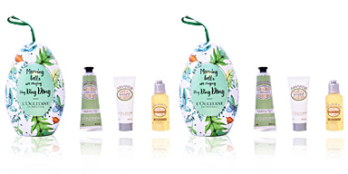 L'Occitane EASTER EGG AMANDE COFFRET 3 pz