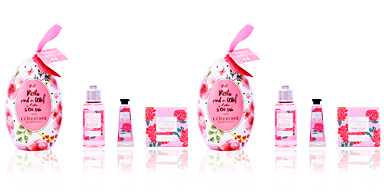 L'Occitane EASTER EGG PIVOINE FLORA SET 3 pz