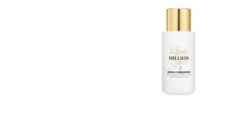 Hidratação corporal LADY MILLION sensual body lotion Paco Rabanne