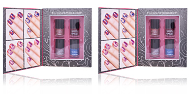 The Color Workshop NAIL THE LOOK LOTE 4 pz