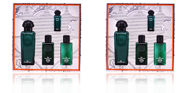Hermès EAU D'ORANGE VERTE SET 4 pz