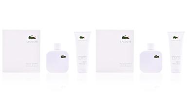 Lacoste EAU DE LACOSTE L.12.12 BLANC POUR HOMME LOTE perfume