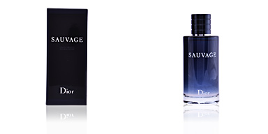 Dior SAUVAGE eau de toilette spray 200 ml