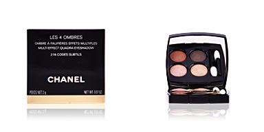 Chanel LES 4 OMBRES #278-code subtils 2 gr