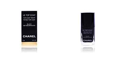 Chanel LE TOP COAT #black metamorphosis 13 ml