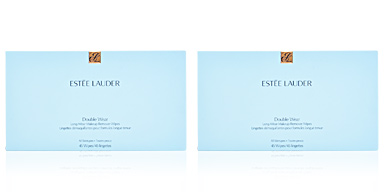 DOUBLE WEAR long wear make up remover wipes Estée Lauder