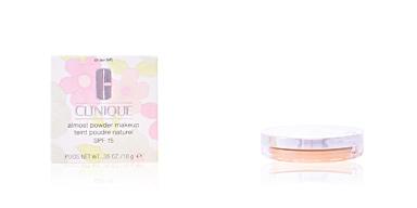 ALMOST POWDER makeup SPF15 #01-fair 10 gr Clinique