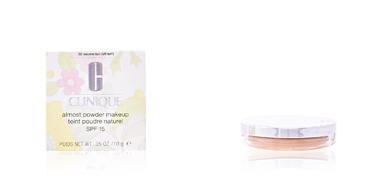 ALMOST POWDER makeup SPF15 #02-neutralfair 10g Clinique