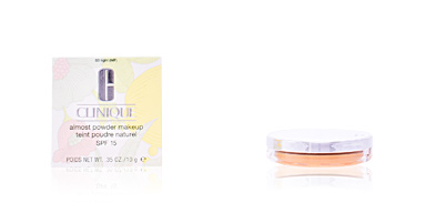 Pó compacto ALMOST POWDER makeup SPF15 Clinique