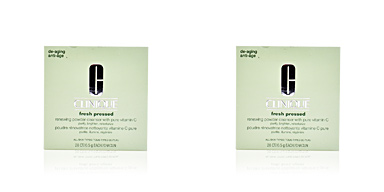 Face scrub - exfoliator FRESH PRESSED renewing powder cleanser Clinique