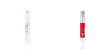 Clinique CHUBBY PLUMP & SHINE liquid lip gloss #02-superscarlet