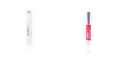 Clinique CHUBBY PLUMP & SHINE liquid lip gloss #03-portly peach
