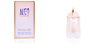 Thierry Mugler ALIEN EAU SUBLIME limited edition perfume