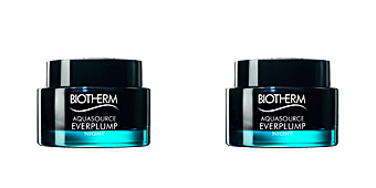 Face moisturizer AQUASOURCE EVERPLUMP night Biotherm