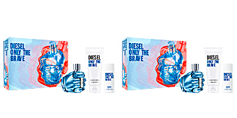 Diesel ONLY THE BRAVE LOTE 3 pz