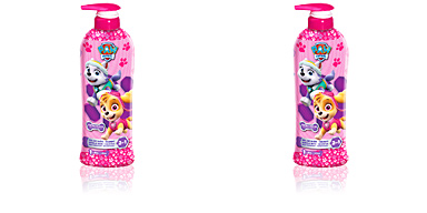 PATRULLA CANINA ROSA gel & shampoing 2en1 Cartoon