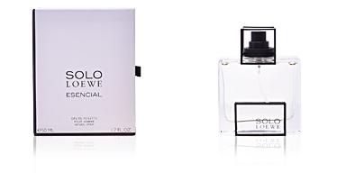 Loewe SOLO ESENCIAL eau de toilette vaporizzatore 50 ml