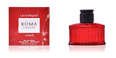 Laura Biagiotti ROMA PASSIONE UOMO edt spray 75 ml