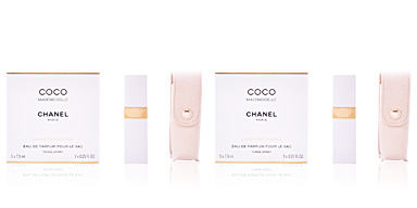 Chanel COCO MADEMOISELLE edp vaporizador 3 x7,5 ml