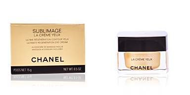 Eye contour cream SUBLIMAGE la crème yeux Chanel