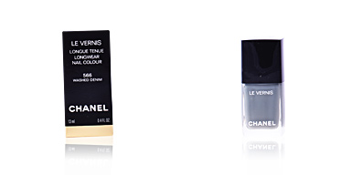 LE VERNIS #566-washed denim Chanel