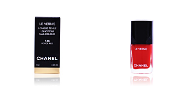 LE VERNIS LONGUE TENUE #546-rouge red Chanel