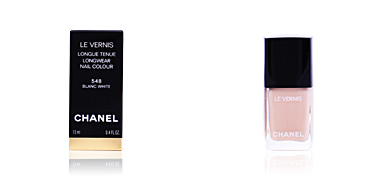 LE VERNIS LONGUE TENUE #548-blanc white Chanel