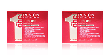 Hair mask for damaged hair UNIQ ONE super hair mask Revlon