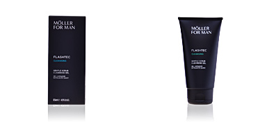 Esfoliante facial POUR HOMME gentle scrub cleansing gel Anne Möller