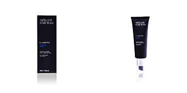 Antifatigue facial treatment FOR MAN LOOKING GOOD lightly tinted moisturized gel Anne Möller
