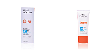 Faciales EXPRESS DOUBLE CARE healthy tan fluid SPF30 Anne Möller