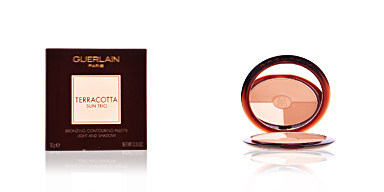Bronzing powder TERRACOTTA SUN TRIO powder Guerlain