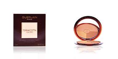 TERRACOTTA SUN TRIO powder #bronz deep Guerlain