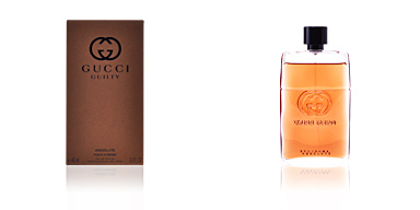 Gucci GUCCI GUILTY ABSOLUTE edp vaporizador 90 ml