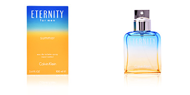 ETERNITY FOR MEN SUMMER 2017 eau de toilette spray Calvin Klein