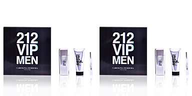 Carolina Herrera 212 VIP MEN COFFRET 3 pz