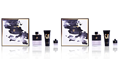 Carolina Herrera CH MEN PRIVE LOTE 3 pz