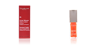 Pommade pour les lèvres ECLAT MINUTE huile confort lèvres Clarins