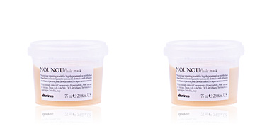 Hair mask for damaged hair NOUNOU hair mask Davines