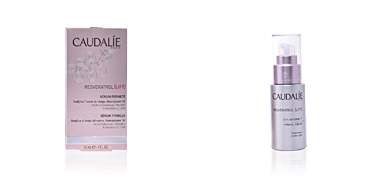 Anti aging cream & anti wrinkle treatment RESVERATROL LIFT sérum fermeté Caudalie